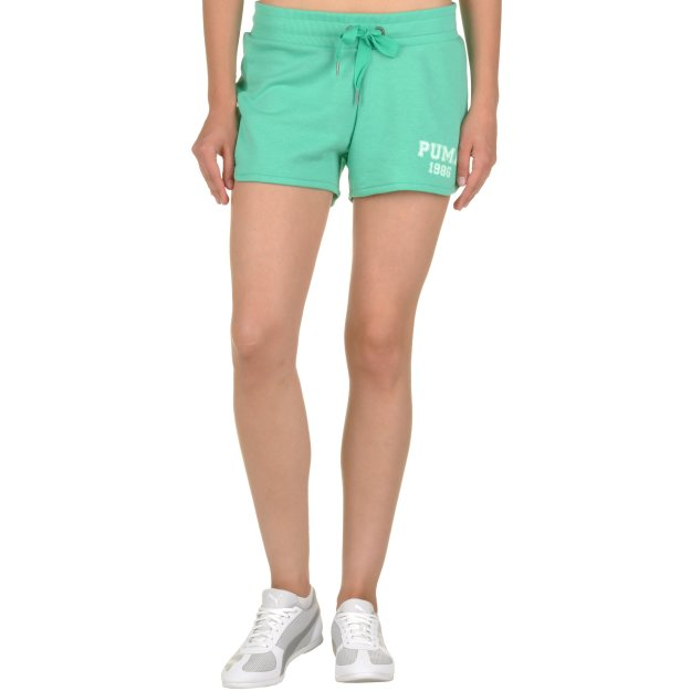 Шорты Puma Style Athl Shorts W - MEGASPORT