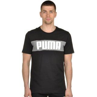 Футболка Puma Power Block Dry Tee - фото 1