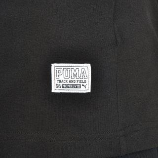 Футболка Puma Style Athl Mesh Block Tee - фото 5