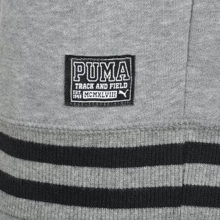 Кофта Puma Style Athl Crew Sweat Tr - фото 5