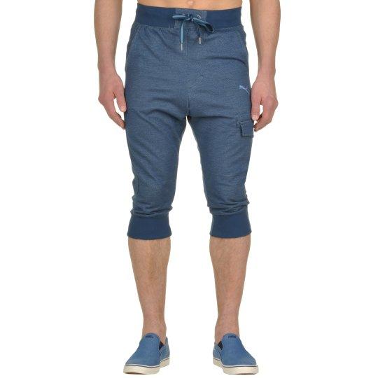Капрі Puma Style 3 4 Sweat Pants Tr Cl - фото