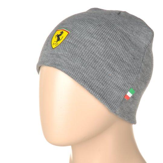 Шапка Puma Ferrari Fanwear Laps Beanie - фото