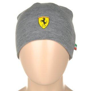 Шапка Puma Ferrari Fanwear Laps Beanie - фото 5