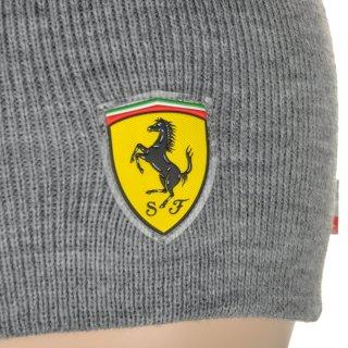 Шапка Puma Ferrari Fanwear Laps Beanie - фото 7