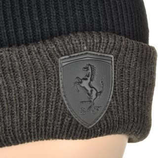 Шапка Puma Ferrari Ls Lux Knit - фото 7