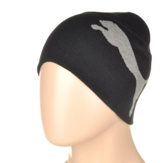 Шапка Puma Ess Big Cat Beanie - фото 1