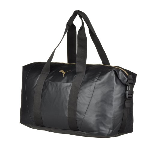 Сумка Puma Fit At Workout Bag Gold - фото