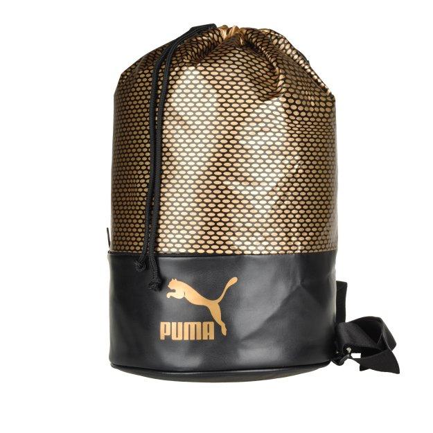 Рюкзак Puma Archive Bucket Bag Gold - фото