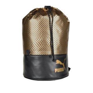 Рюкзак Puma Archive Bucket Bag Gold - фото 2