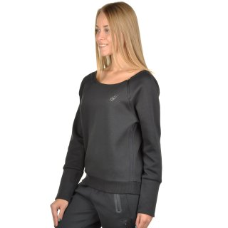 Кофта Puma Ferrari Crew Neck Sweater - фото 2