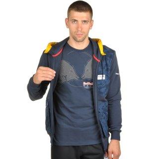 Кофта Puma Irbr Hooded Sweat Jacket - фото 5