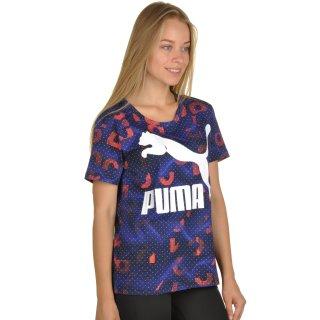 Футболка Puma Aop Tee - фото 4
