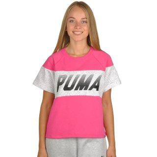 Футболка Puma Speed Font Top - фото 1