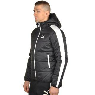 Куртка Puma T7 Padded Jacket Hoody - фото 2