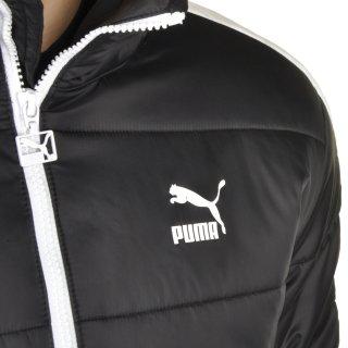 Куртка Puma T7 Padded Jacket Hoody - фото 6