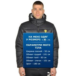 Куртка Puma Sf Padded Jacket - фото 7