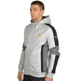Кофта Puma Sf Hooded Sweat Jacket - фото 2