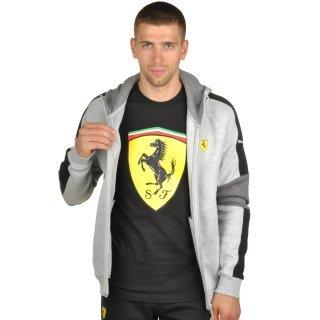 Кофта Puma Sf Hooded Sweat Jacket - фото 5