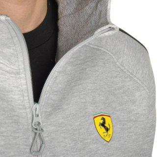 Кофта Puma Sf Hooded Sweat Jacket - фото 6