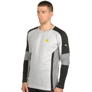 Футболка Puma Sf Long Sleevetop - фото 2