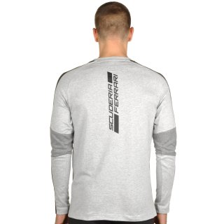 Футболка Puma Sf Long Sleevetop - фото 3