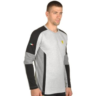 Футболка Puma Sf Long Sleevetop - фото 4
