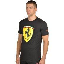 Футболка Puma Sf Big Shield Tee - фото