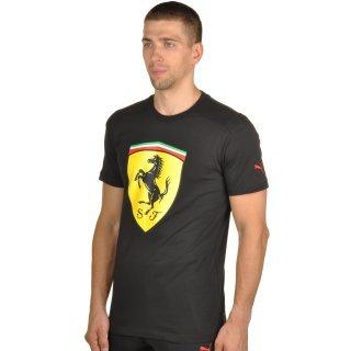 Футболка Puma Sf Big Shield Tee - фото 2