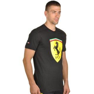 Футболка Puma Sf Big Shield Tee - фото 4