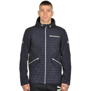 Куртка Puma Bmw Msp Softshell Jacket - фото 1