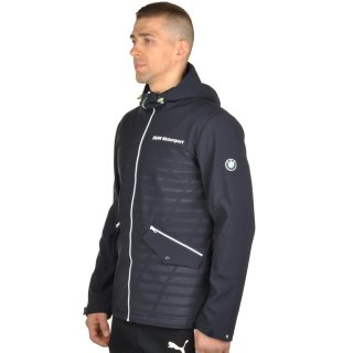 Куртка Puma Bmw Msp Softshell Jacket - фото 2