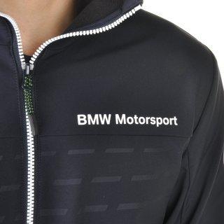 Куртка Puma Bmw Msp Softshell Jacket - фото 6