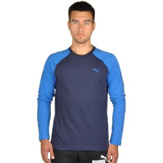 Футболка Puma Athletic Baseball Tee - фото 1