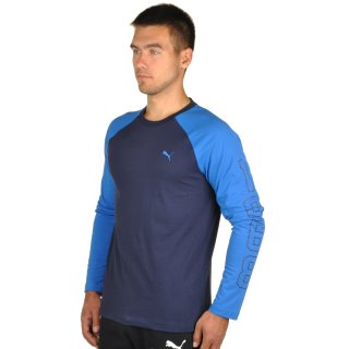 Футболка Puma Athletic Baseball Tee - фото 2