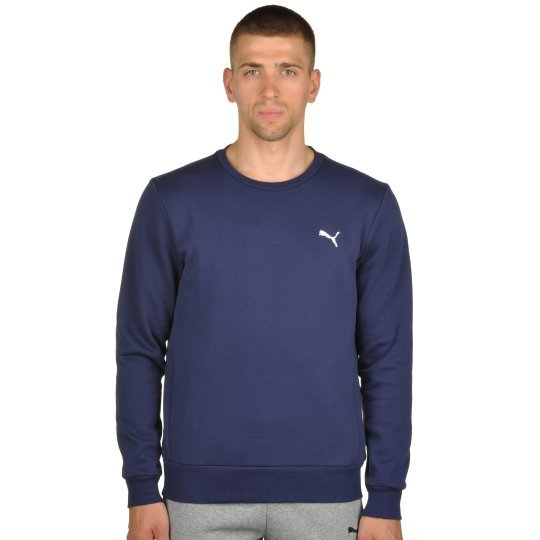 Кофта Puma Ess Crew Sweat, Fl - фото