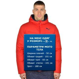 Куртка-пуховик Puma Ess Hooded Down Jacket - фото 8