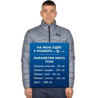 Куртка-пуховик Puma Active 600 Packlite Down Jkt - фото 10