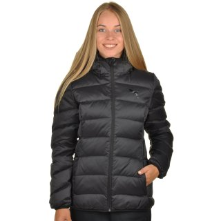 Куртка-пуховик Puma Ess Hooded Down Jacket - фото 1