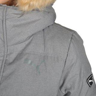 Куртка-пуховик Puma Long Lite Down Jkt - фото 7
