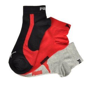 Шкарпетки Puma Kids Lifest.Quarters 3p - фото 1