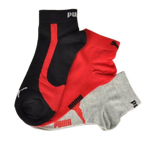 Шкарпетки Puma Kids Lifest.Quarters 3p - фото