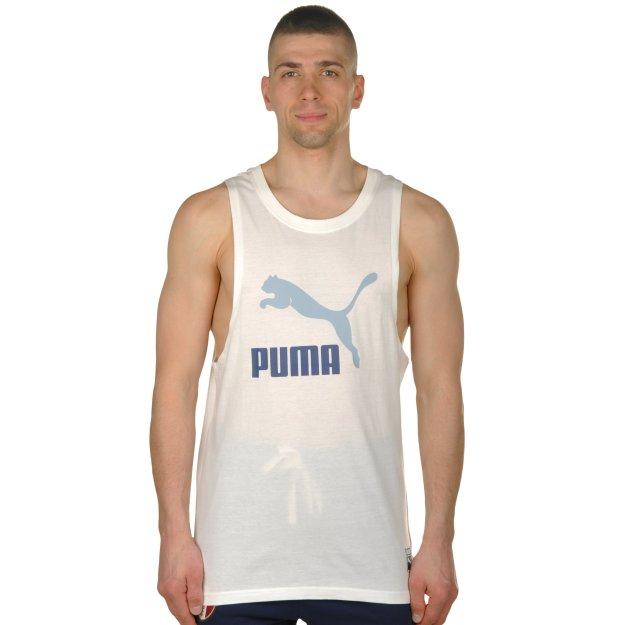 Майка Puma Archive Logo Fashion Tank - MEGASPORT