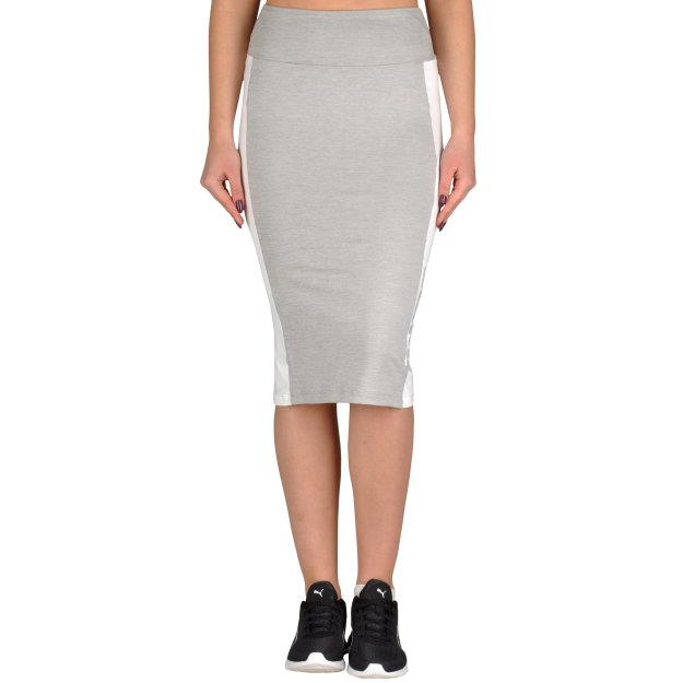 Юбка Puma Archive Logo Pencil Skirt - MEGASPORT