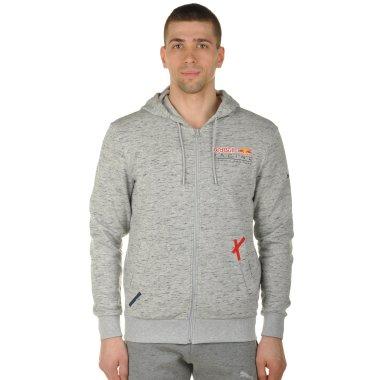 Кофты puma Rbr Hooded Sweat Jacket - 100071, фото 1 - интернет-магазин MEGASPORT