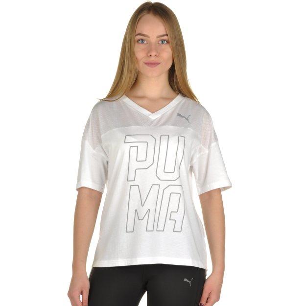 Футболка Puma Swagger Tee W - MEGASPORT