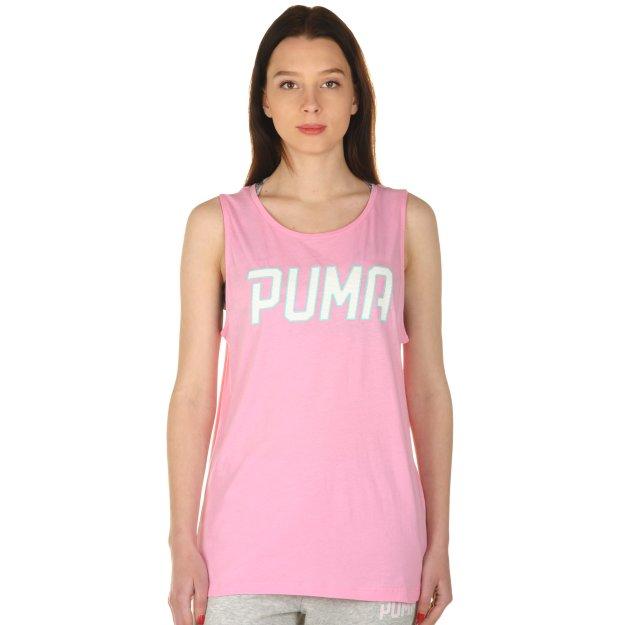 Майка Puma Athletic Tank W - MEGASPORT