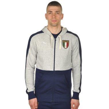 FIGC Azzurri Zip Hoody