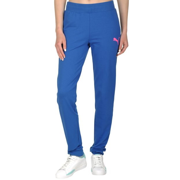 Спортивные штаны Puma Elevated Cat Sweat Pant W - MEGASPORT