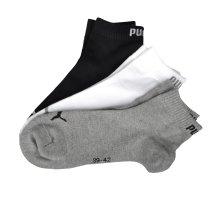 Шкарпетки Puma Quarter 3p 3-Pack - фото