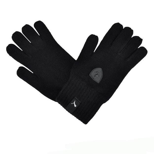Рукавички Puma Ferrari Ls Knitted Gloves - MEGASPORT